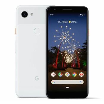 Перейти на Алиэкспресс и купить Google Pixel 3a XL 4 ГБ/64 Гб белый Dual SIM G020B