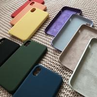 Чехол силиконовый для iPhone XR Silicone Case