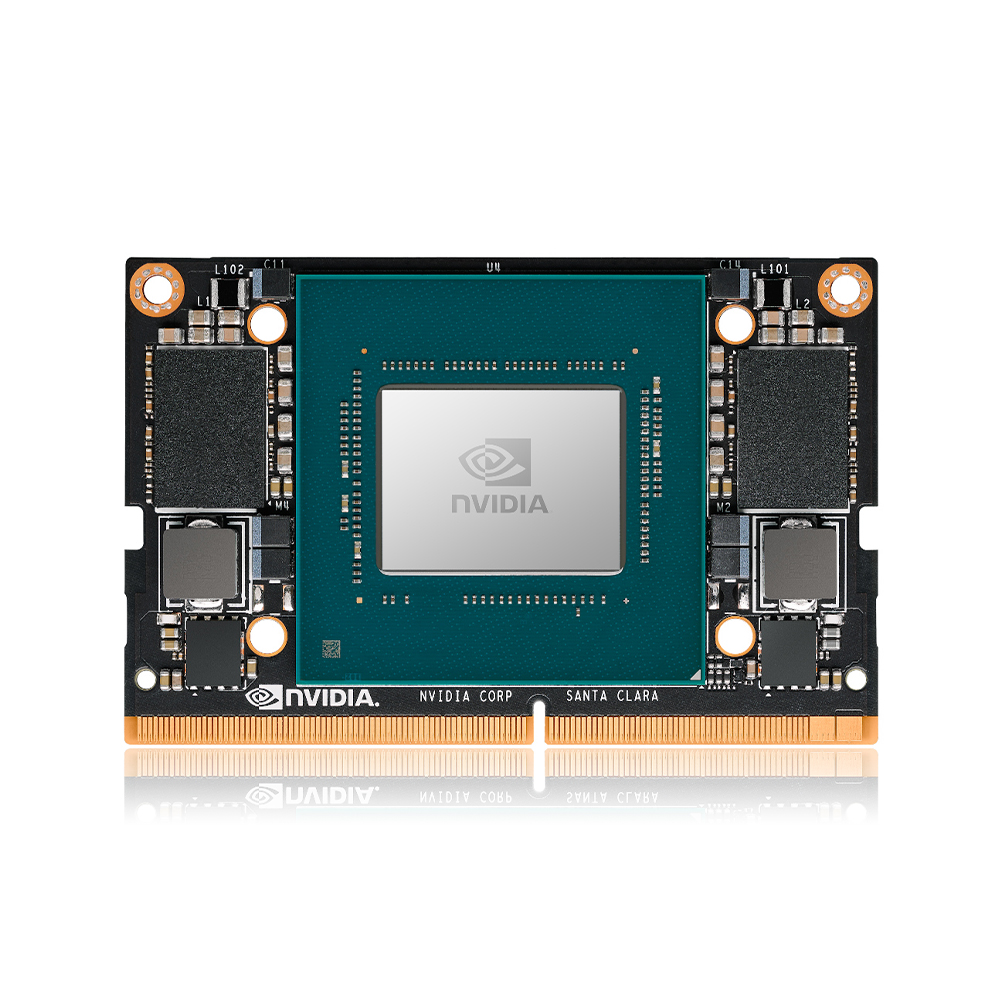 NVIDIA Jetson Xavier NX, Small AI Supercomputer For Edge Computing, With 16GB EMMC