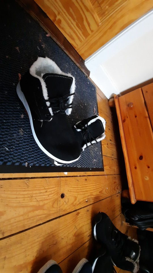 Lite Comfortable Warm Boots photo review