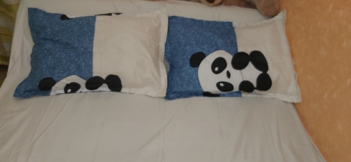 Conjuntos de cama Fronha Animados Conjunto