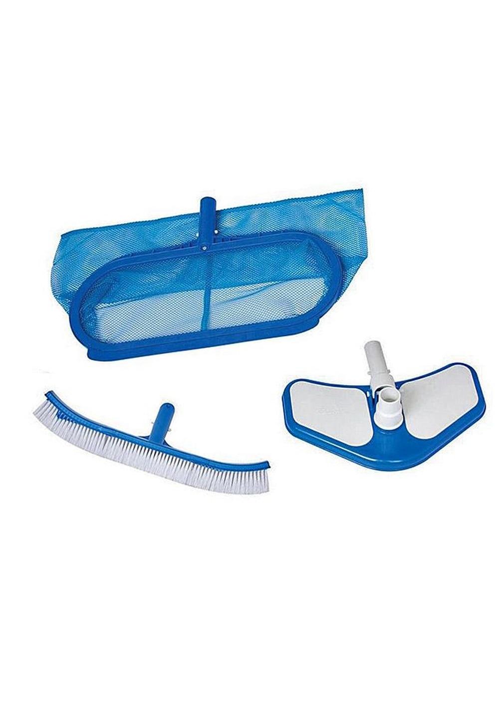 Set Of Nozzles Cleaner Swimming Pool Intex Accessories Pool Intex, Intex Item No. 29057