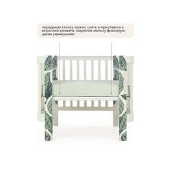 Baby Crib, cradle, cot, baby bed Happy Baby MOMMY LOVE by Alena Akhmadullina
