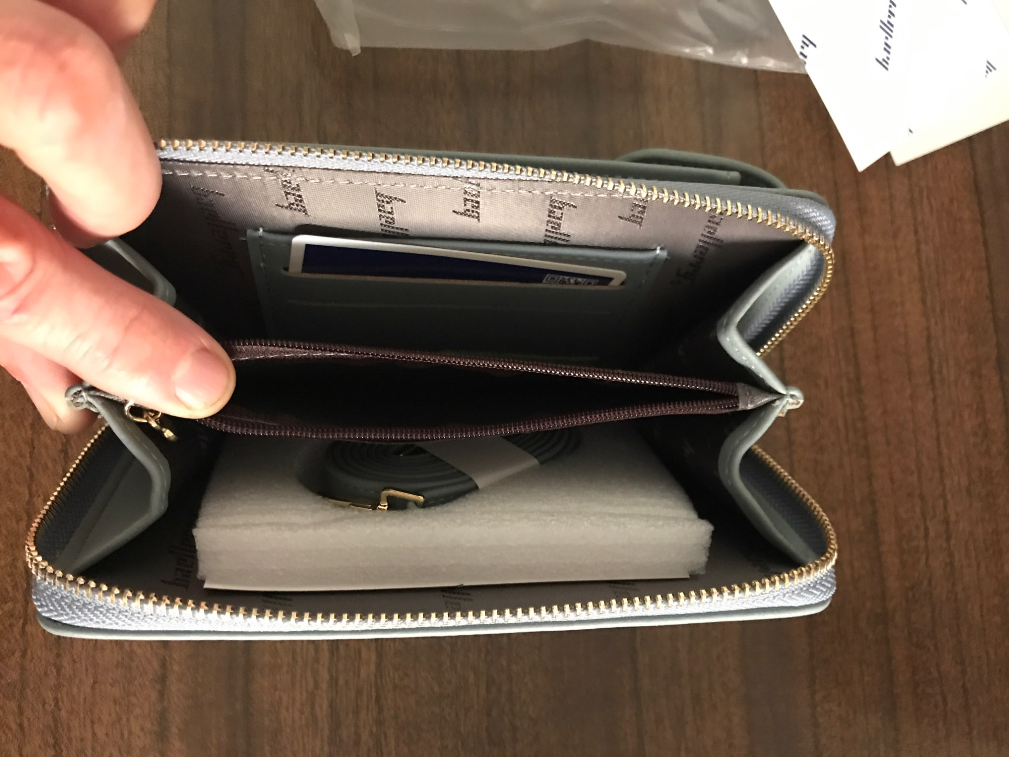 Women's Small Phone Bag photo review