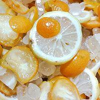 金桔柠檬膏的做法图解1