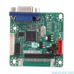 Universal LVDS scaler mt6820-b v2.0