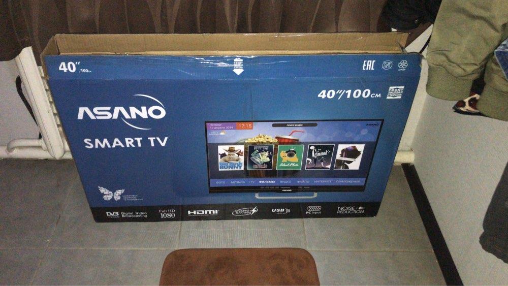 "Телевизор 40"" ASANO 40LF7030S FullHD SmartTV"