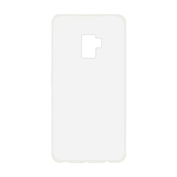 Mobile cover Samsung Galaxy S9+ KSIX Flex TPU Ultrafine Transparent|  - title=