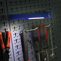 מגנטי LED לפיד באתר