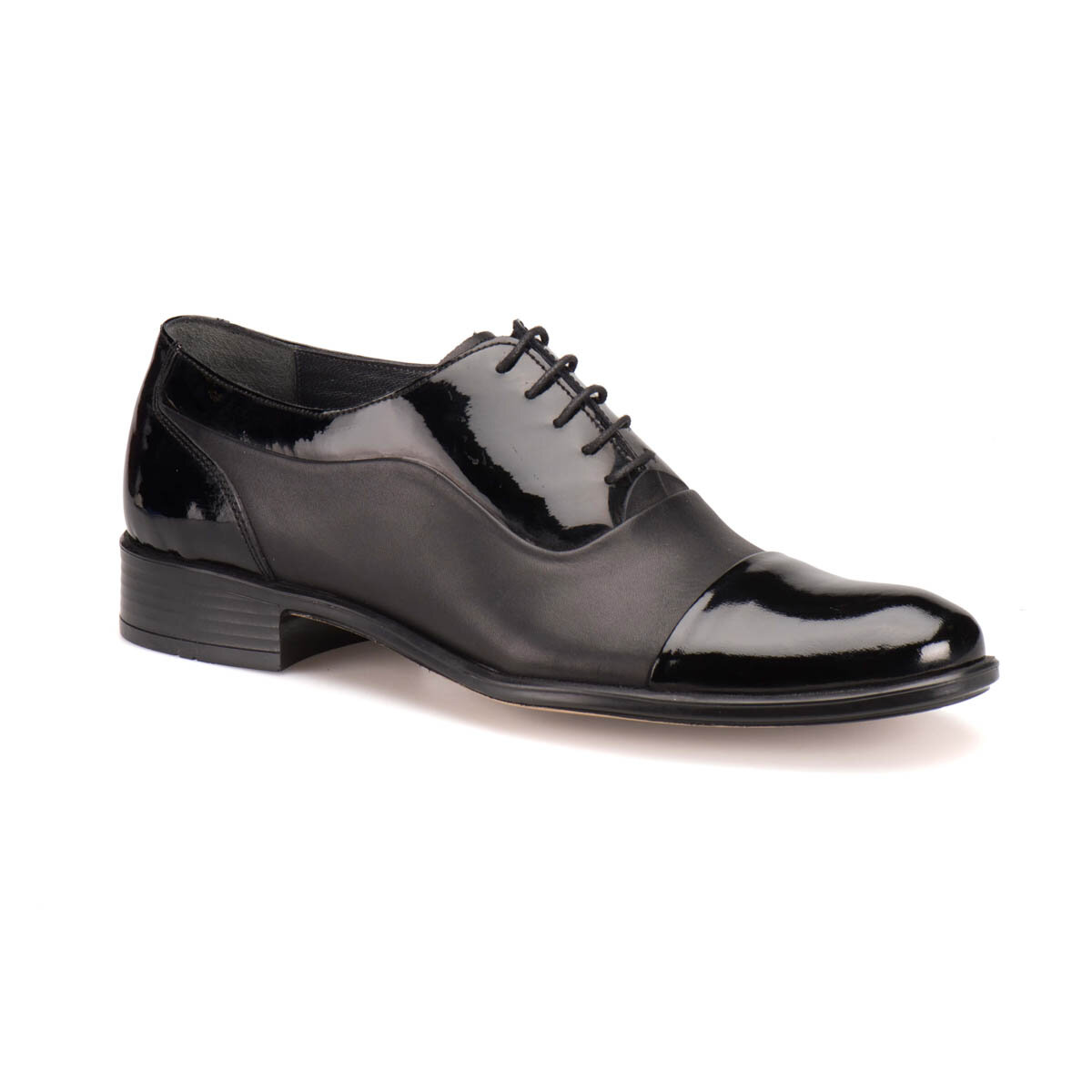FLO 409 M 1455 Black Men 'S Classic Shoes Garamond