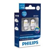 PHILIPS 127994000KX2 W5W 12V-LED 1,0W (W2, 1x9, 5D) 4000K X-tremeVision (360) WBT10 (K. pack. 2 pcs) 39445