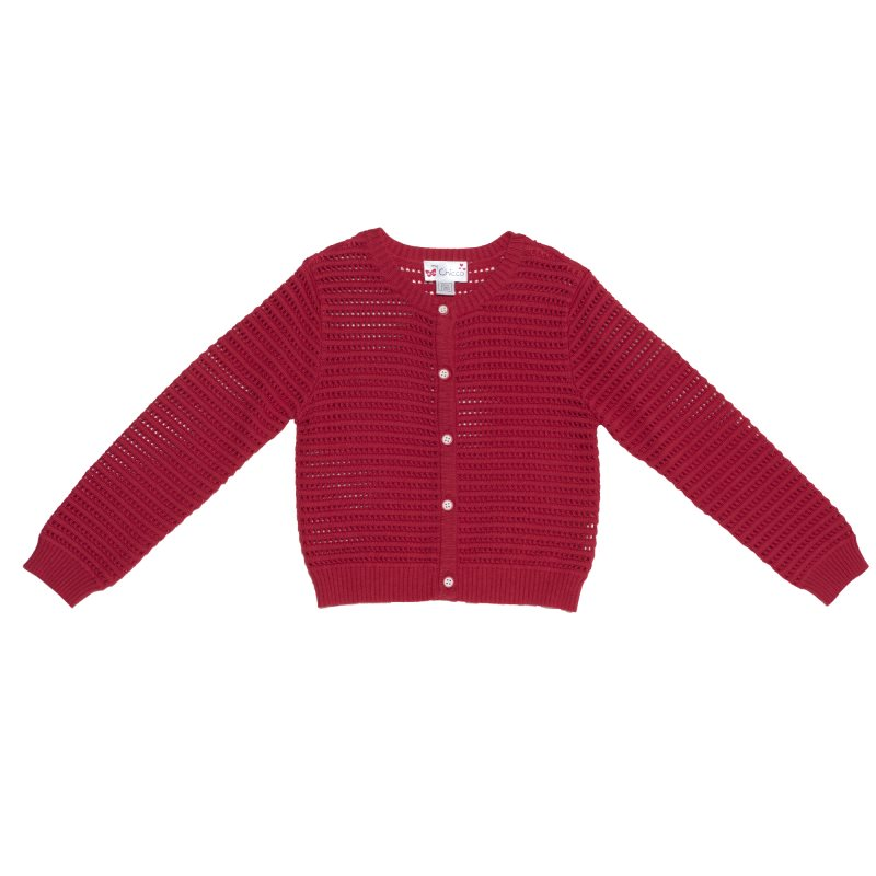 Фото - Cardigan Chicco, size 098, color red pants chicco size 098 color blue