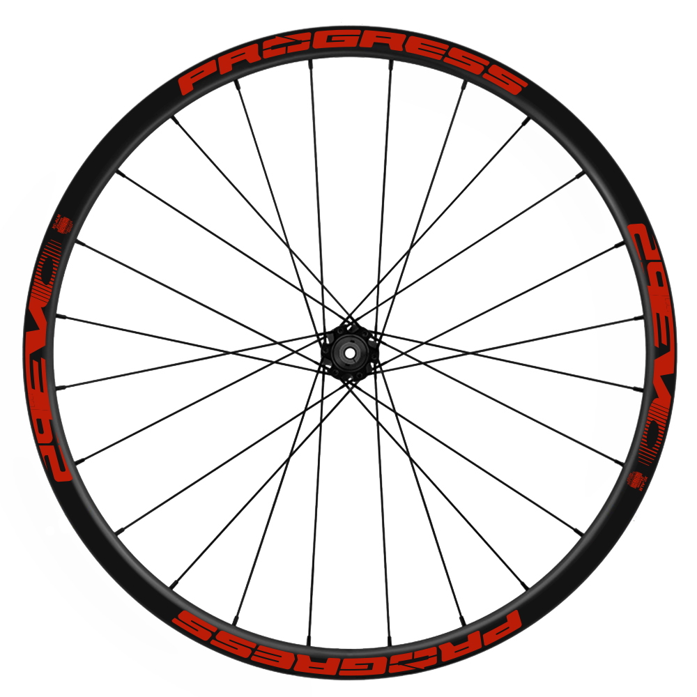 STICKERS WHEEL STICKERS BICYCLE WH44 PROGRESS EVO 29|Bicycle Stickers| |  - title=