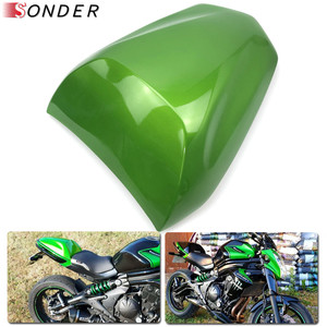 For 2012-2016 Kawasaki Ninja 650 EX650 400 ER-6F ER-6N ER6F ER6N Motorcycle Rear Passenger Seat Cover Cowl Green 12 13 14 15 16(China)