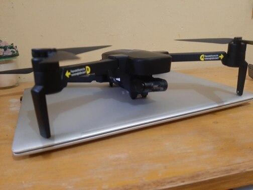 -- Cardan Quadcopter Velocidade