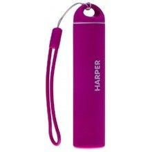 Внешний аккумулятор Harper PB-2602 pink
