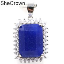 Sapphire 18x13mm Real Rectangle