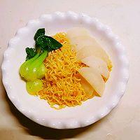 芝士泡面#太太乐鲜鸡汁芝麻香油#的做法图解15