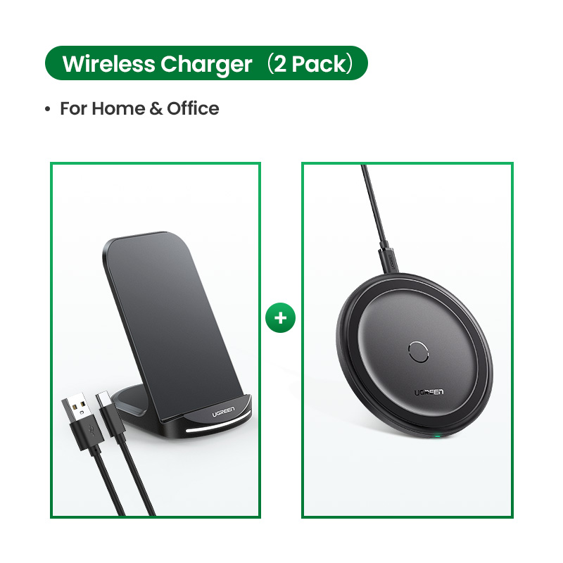 2 Wireless Chargers