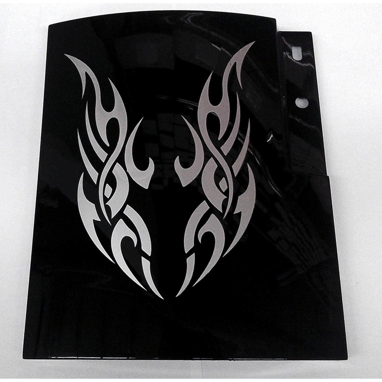 PS3 tribal cover tribal print tassel embellished longline kimono