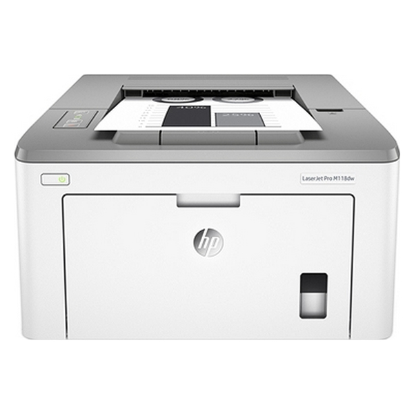 Monochrome Laser Printer HP 4PA39A#B19 28 ppm WiFi LAN White image
