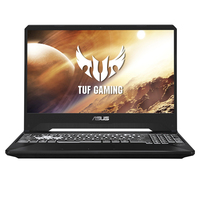 "Gaming portable computer Asus FX505GT BQ028 15 6"" i7 9750H 16 GB RAM 512 GB SSD Black Laptops    -"