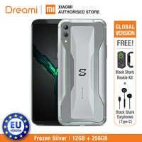 EU Version Xiaomi Black Shark 2 256GB Rom 12GB Ram Shadow Black Gaming phone (Brand New and Sealed Box) blackshark2256