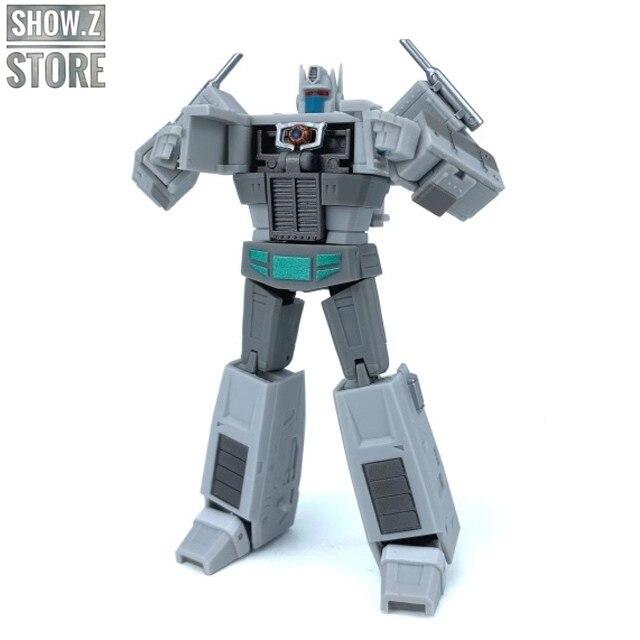 [Show. Z Store] carré magique MS ms-toys MS-B18W MSB18W lumière de Justice OP Ultra Magnus Version blanche Transformation Action figue