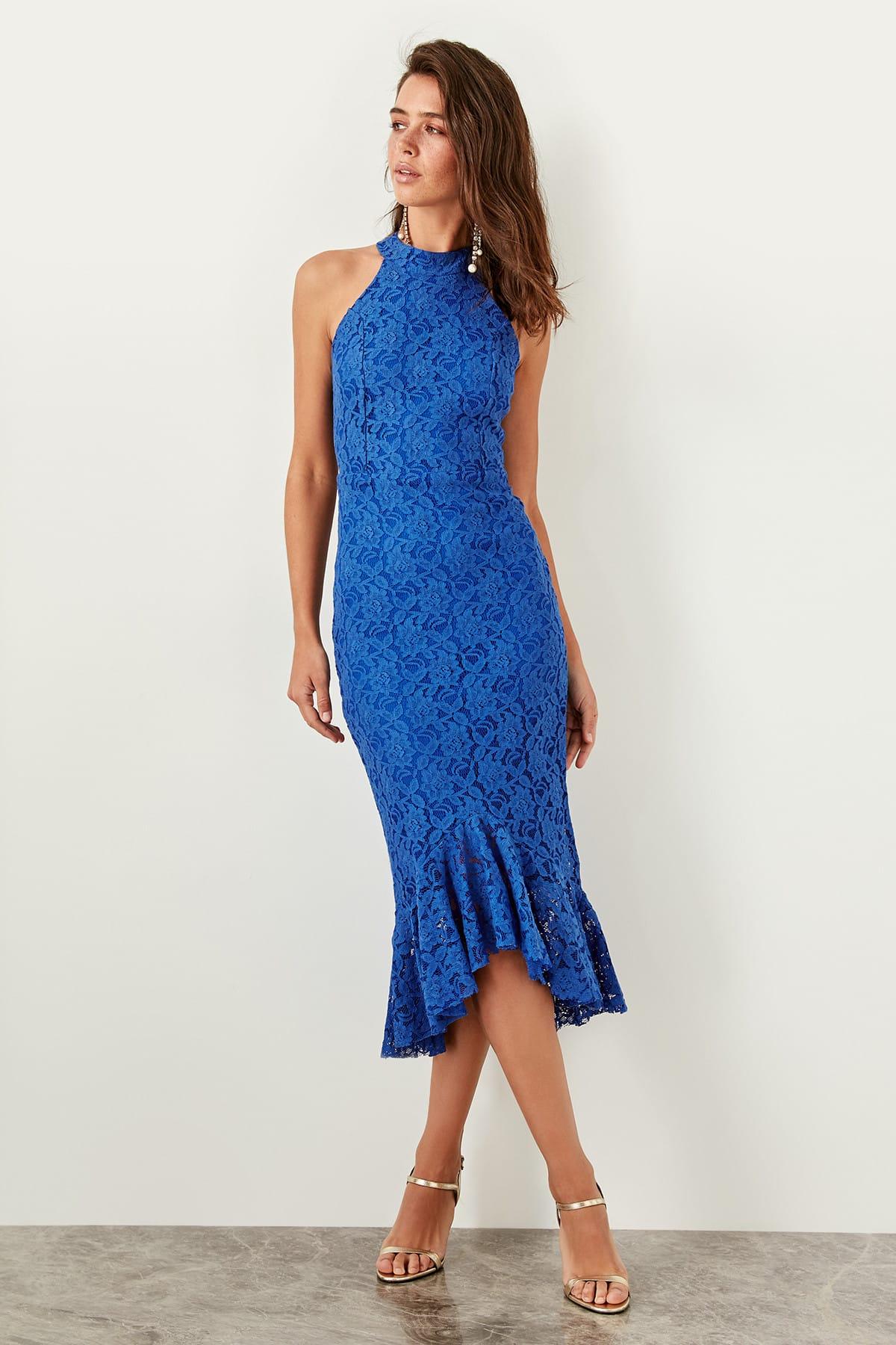 Trendyol Lace Dress TPRSS19DU0116