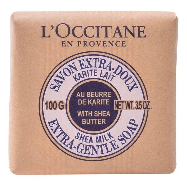 Soap Cake Karite Shea Butter L´occitane (100 G)