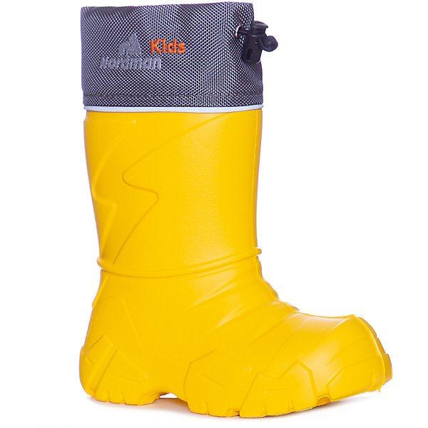 Резиновые сапоги со съемным носком Nordman Kids