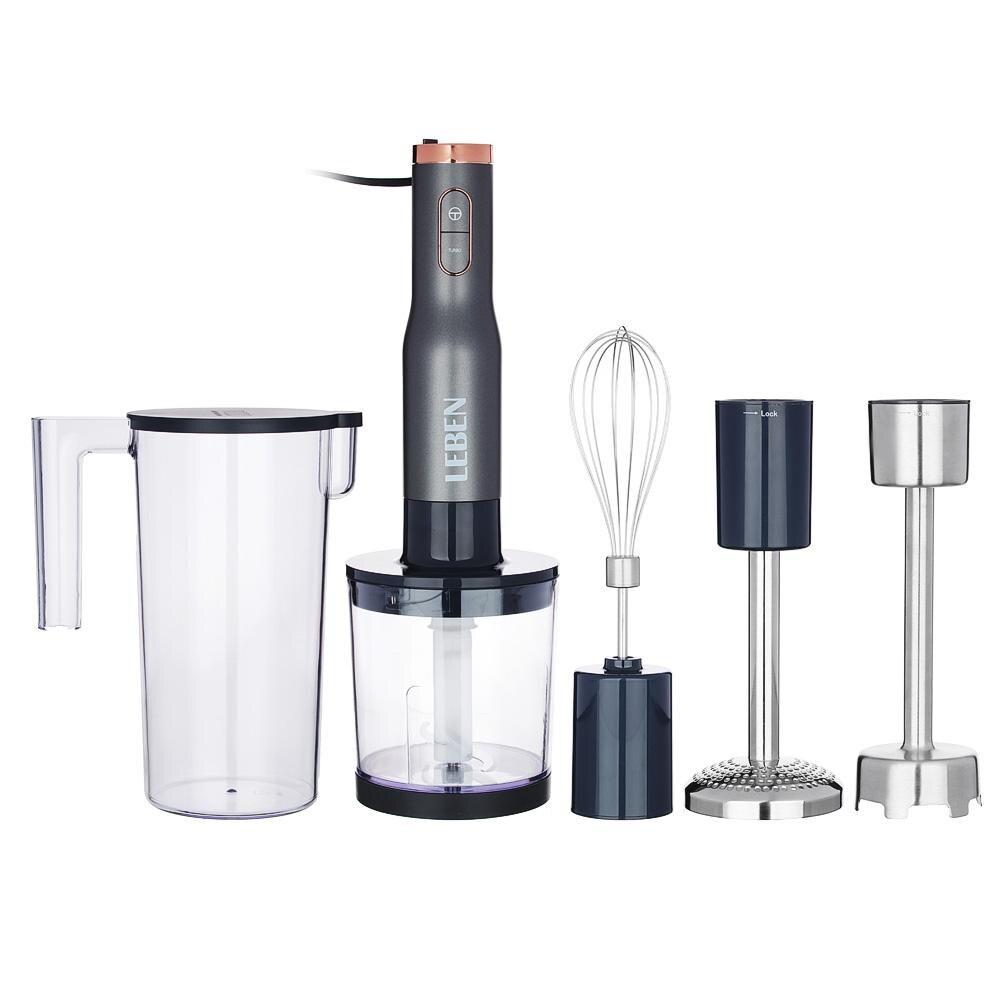 kitchen blender and mixer with stand 800W 2 speeds stainless steel kitchen appliances