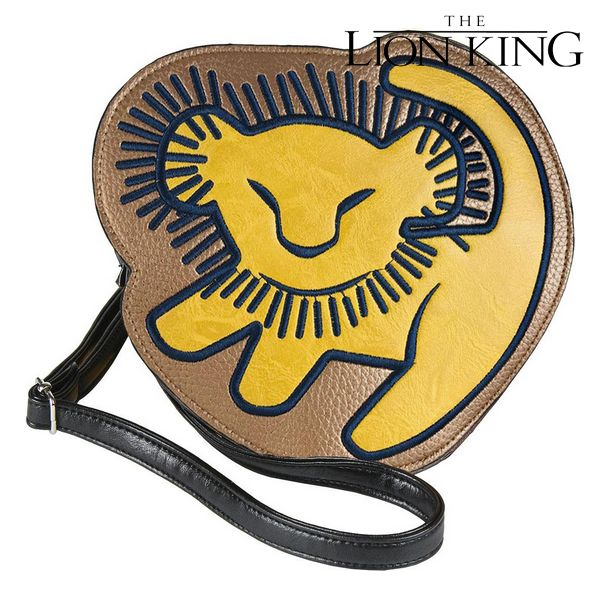 Shoulder Bag The Lion King 72807 Brown