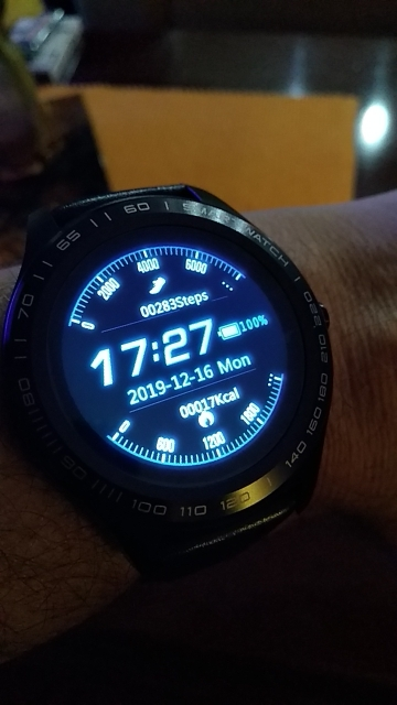 Torntisc Smart Watch ECG Heart Rate Calls Reminder Full Touch Smartwatch IP68 Waterproof Watch Men Android IOS PK GT2|Smart Watches| |  - AliExpress