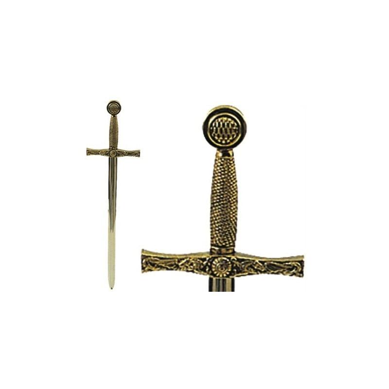 Excalibur Sword Letter Opener (24cm)