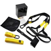 Подвесные ремни, тренировочные петли, эспандер для фитнеса, оборудование для кроссфита, упражнения в тренажерном зале, лямки
