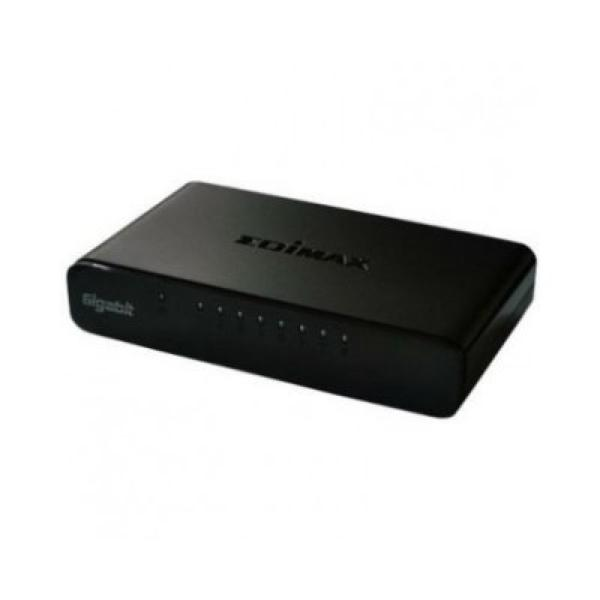 Switch Edimax ES-5800G V3 8 P 10 / 100 / 1000 Mbps
