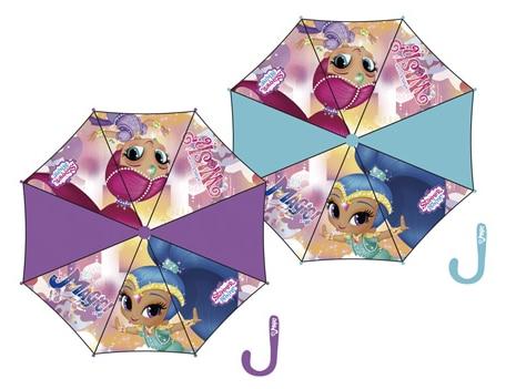 Umbrella Shimmer And Shine Automatic 48 Cm.