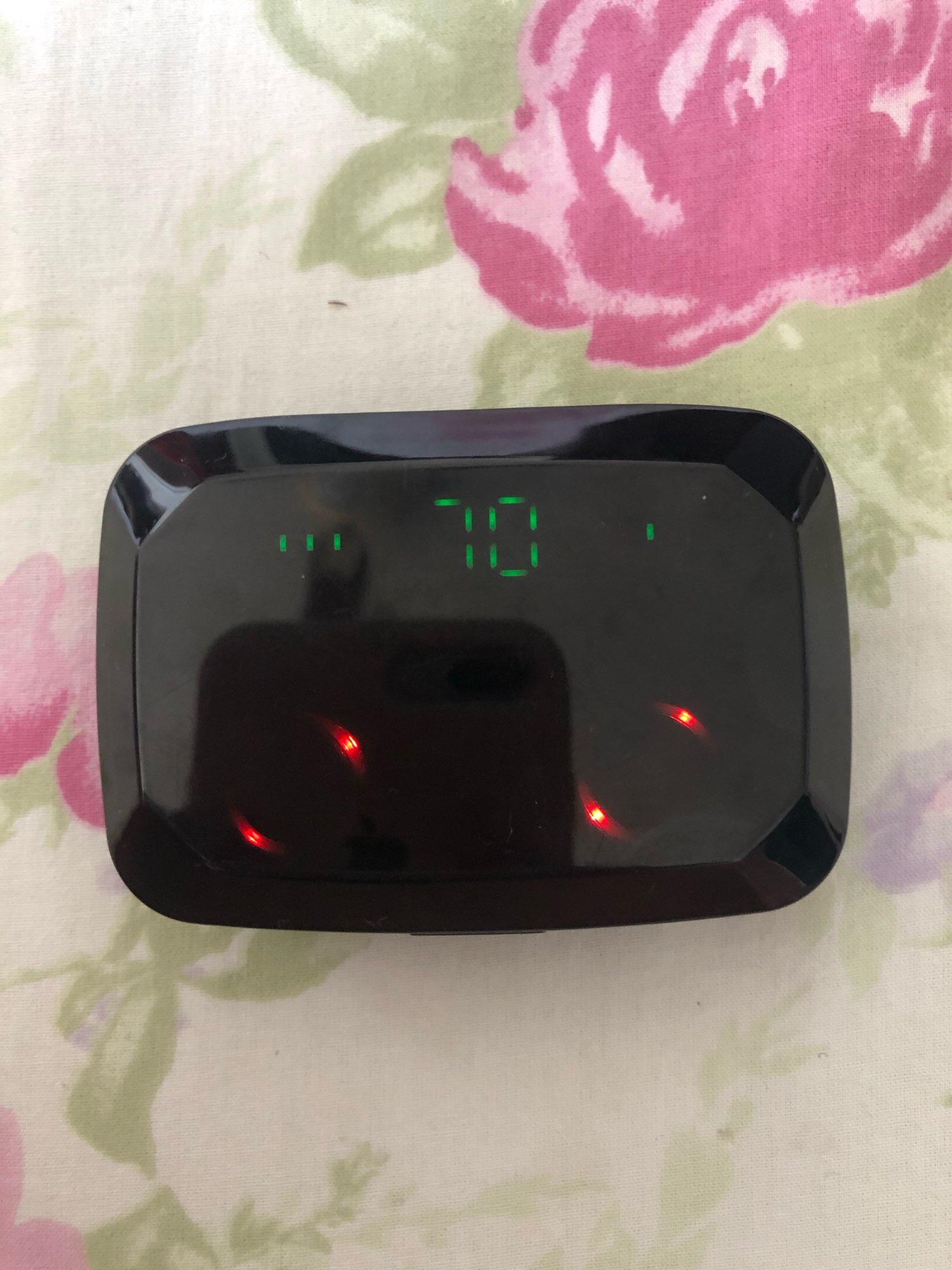 3500mAh Wireless Earphones Bluetooth Compatible V5.0 TWS Wireless Headphones LED Display With Power Bank Headset With Microphone Bluetooth Earphones & Headphones    - AliExpress