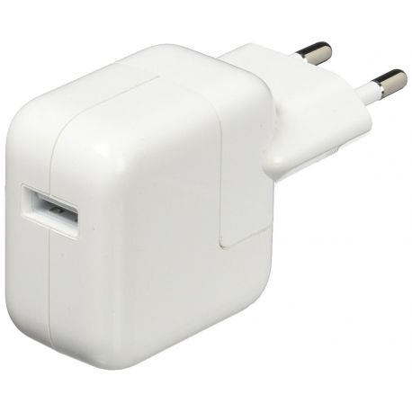 APPLE 12W MD836ZM/A Charger Boxed - Color White