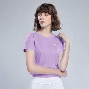 Image 5 - CAMEL mężczyźni kobiety koszulka wyjściowa Casual Outdoor Sport szybkoschnący oddychające topy t shirt treningowy
