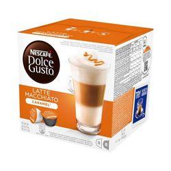 Coffee Capsules Nescafé Dolce Gusto 24191 Latte Macchiato (16 uds) Caramel