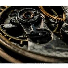 Tourbillon Mechanical Watch Sapphire Crystal 40 44mm Luxury