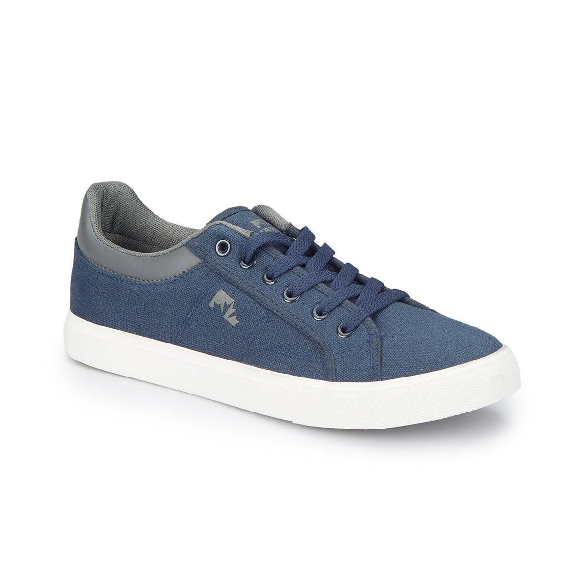 FLO PERKINS Navy Blue Men 'S Sneaker Shoes LUMBERJACK