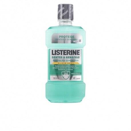 LISTERINE TEETH & GUMS RINSE ORAL 500ML