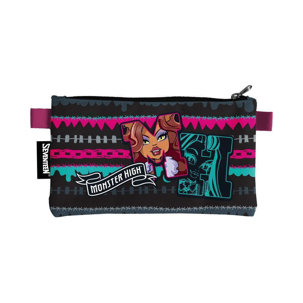 Пенал для школы Monster High Клодин Вульф пенал mattel monster high средний
