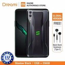 Versione di UE Xiaomi Black Shark 2 256GB di Rom 12GB di Ram di Gioco del telefono (Nuovo di Zecca e di Scatola Sigillata) originale Smartphone Mobile