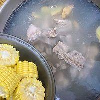 玉米排骨汤的做法图解7