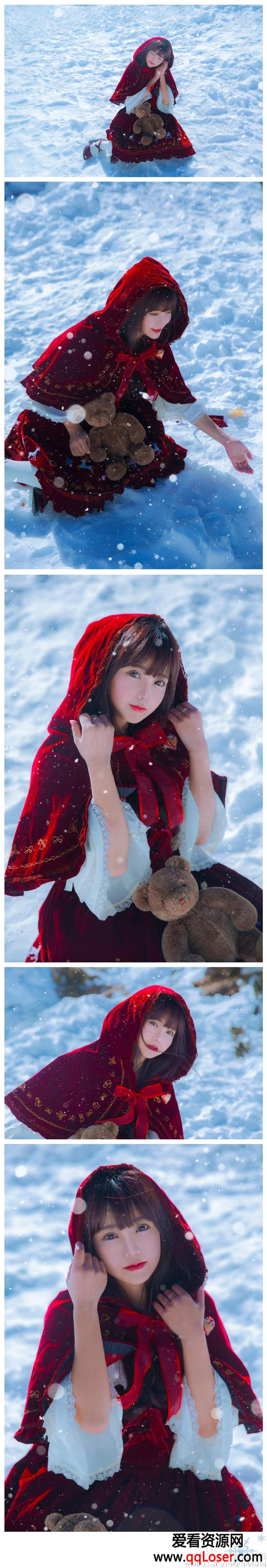 Cosplay@澪mio兔兔纸 有点好吃懒做的小宅女一枚![由爱看资源网www.qqloser.com 整理发布]