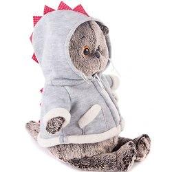 Soft toy Budi Basa Cat Basik in hoodie Dragon, 19